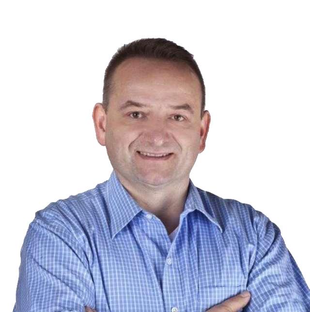 Dariusz Dracewicz przewodniczący ełckiego SLD